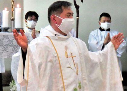 西村英樹師司祭叙階式